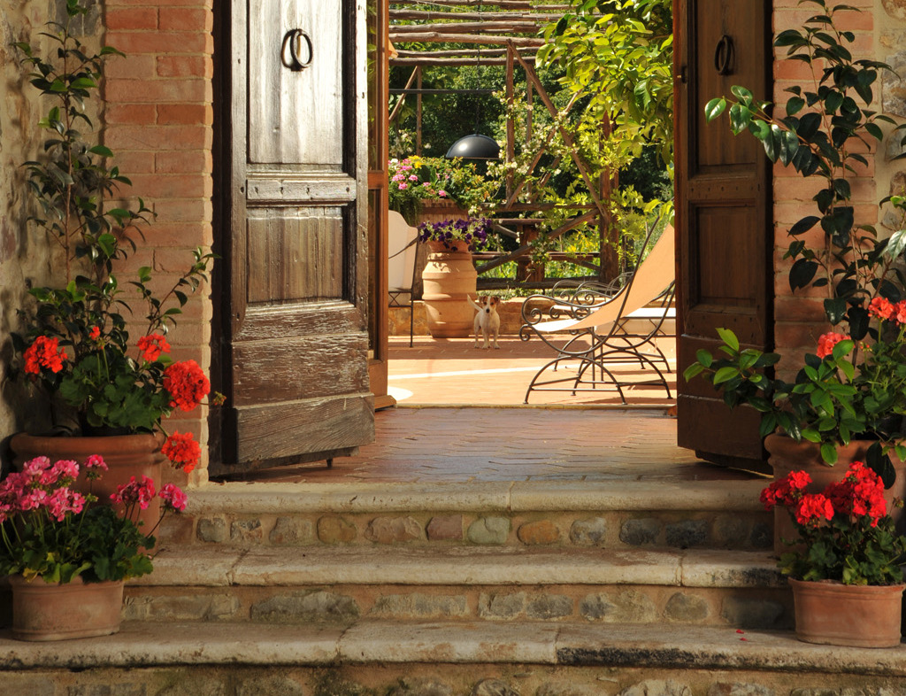 Tenuta Contessa Relais Country House umbria chapter - italian villa vacations